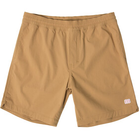 Topo Designs Global Shorts Men dark khaki